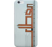 Train - القطار iPhone Case/Skin