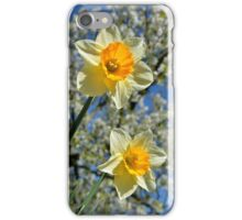 Yellow Spring iPhone Case/Skin