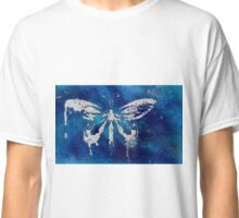 Speckled white butterfly Classic T-Shirt