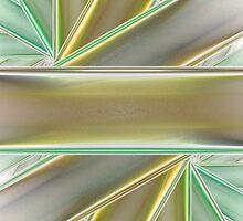 Polished Slats by Pam Amos
