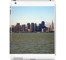 Just San Francisco iPad Case/Skin