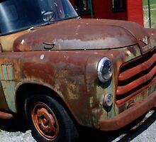 1956 Dodge Pickup Truck  by ArtbyDigman