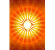RAYS OF LIGHT - HEAVENS GATE Photographic Print