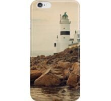 Cloch lighthouse iPhone Case/Skin