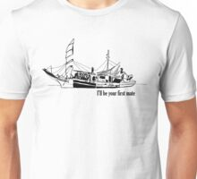 The Many Faces of Boating Unisex T-Shirt
