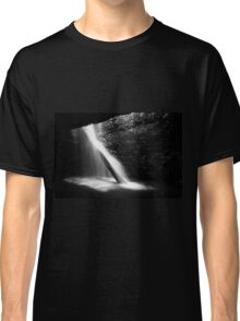 Natural Bridge Waterfall Classic T-Shirt