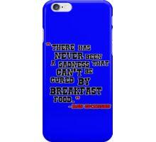Ron - Breakfast Food iPhone Case/Skin