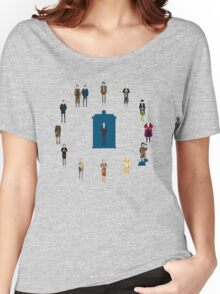 WHAT TIMELORD IS IT? Women's Relaxed Fit T-Shirt