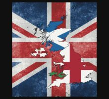 United Kingdom of Great Britain and Northern Ireland One Piece - Short Sleeve