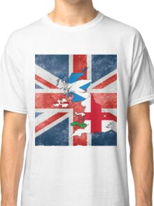 United Kingdom of Great Britain and Northern Ireland Classic T-Shirt