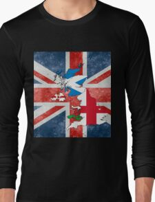 United Kingdom of Great Britain and Northern Ireland Long Sleeve T-Shirt