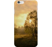 Morning iPhone Case/Skin