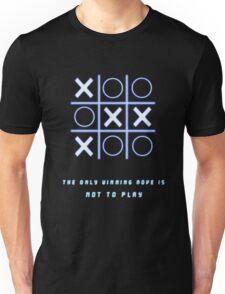Global Thermonuclear War (Blue) Unisex T-Shirt