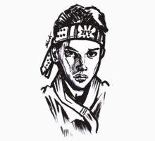 Daniel-san by sketchNkustom