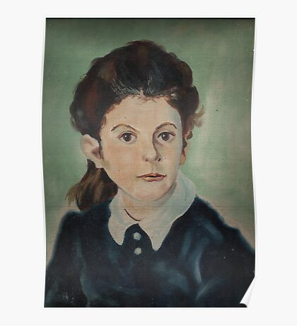 A young Girl Poster