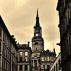 Newcastle upon Tyne, England by daran6795