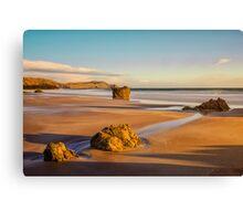 Daybreak at Sango Sands Canvas Print