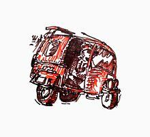 Tuk Tuk Auto Rickshaw Scruffy Unisex T-Shirt