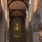 Dunfermline Abbey Church Nave by Tom Gomez