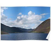Loch Turret Poster