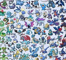Allpokemons by Showlet