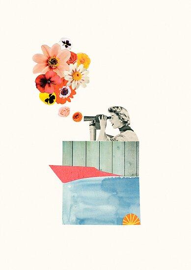 in bloom by cardboardcities