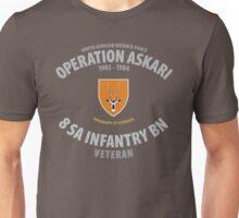 SADF Operation Askari (8 SAI) Veteran Shirt Unisex T-Shirt