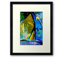 second nature Framed Print