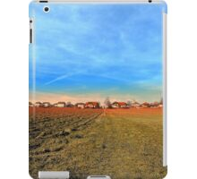 Horizon, clouds, sky and sunset | landscape photography iPad Case/Skin