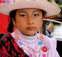 Cuenca Kids 414 by Al Bourassa