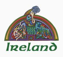 Ireland - Arch Illumination III Kids Tee