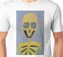 Blue Death Unisex T-Shirt