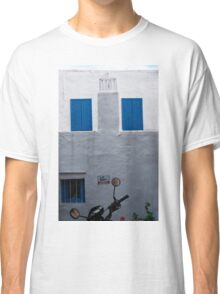 blue life in bodrum Classic T-Shirt
