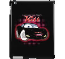 Kitt McQueen iPad Case/Skin
