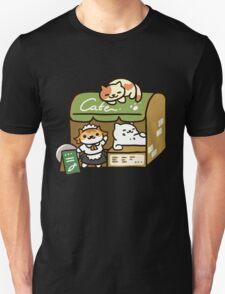Tubbs at the Cafe - Neko Atsume Unisex T-Shirt