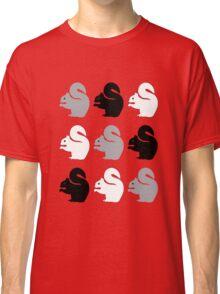 Big Squirrel Palette Classic T-Shirt