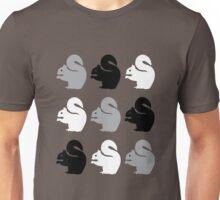 Big Squirrel Palette Unisex T-Shirt