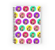 SOPHIA Spiral Notebook