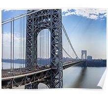 George Washington Bridge Poster