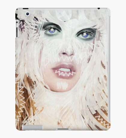 Yeti Queen iPad Case/Skin
