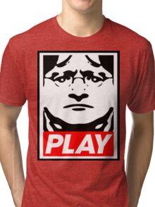 GabeN - Play  Tri-blend T-Shirt