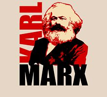 Communist Karl Marx Portrait Unisex T-Shirt