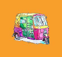 Tuk Tuk Purple Auto Rickshaw Unisex T-Shirt