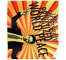 TONY WINS Poster