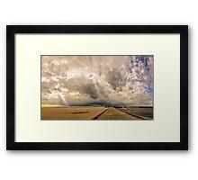Battle for the Skies Framed Print