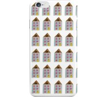 Little Seaside Houses Collage iPhone Case/Skin