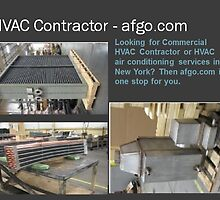 HVAC Contractor - afgo by andysmith01
