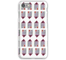 Upside Down Little Houses iPhone Case/Skin