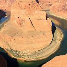 Horseshoe Bend - Arizona by Honor Kyne