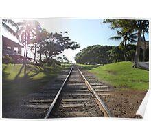 Destination - Paradise Poster